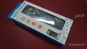 Controle Smart C/ Teclado Air Mouse 2.4ghz Preto Usado