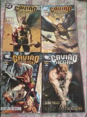Gavião Negro Especial- 05 Volumes Completo