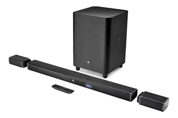 Jbl 5.1 Bar Soundbar 4k Home 510w 110v - Original Nfe