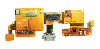 Flex Flexor Centro De Carga Sistema Zte Blade V6 Usb