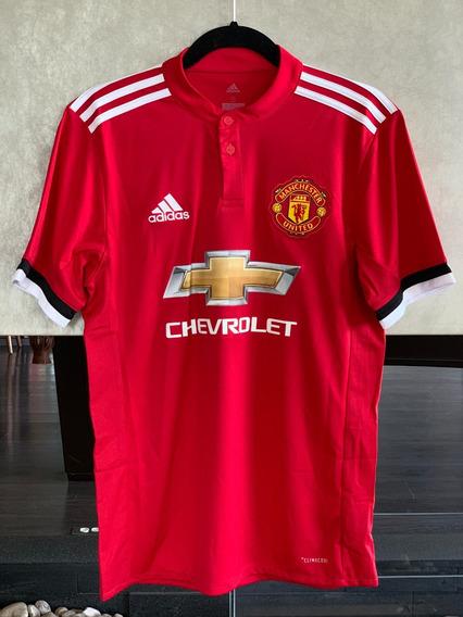 Camiseta Original Manchester United 2018 Talla Chica