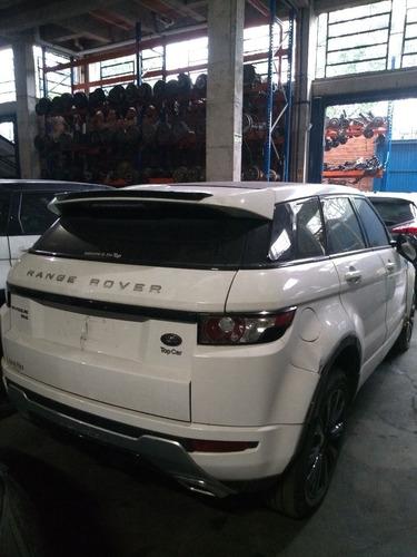 Sucata Land Rover Evoque Se 2015 Retirada De Peças