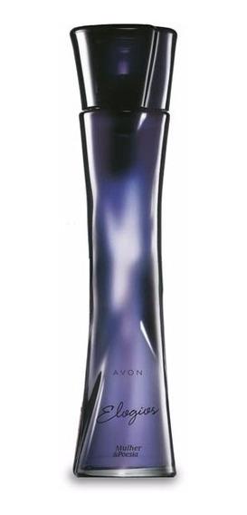 Avon Elogios Colônia Desodorante Mulher E Poesia