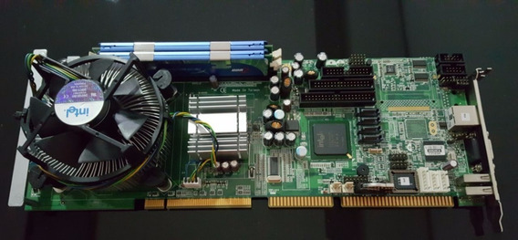 Automação Industrial Placa Sbc81203 Core 2 Duo 2gb