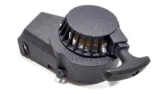 Tapa Arranque Retractril Negro Completo Mini Cuatri Atv 50cc