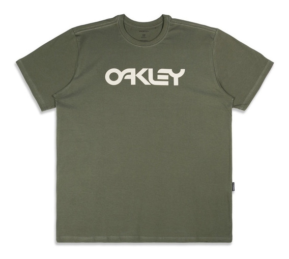 Zonazero Remera Oakley Mark Ii Ss Tee Hombre Original