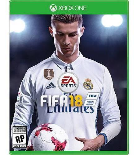 Fifa 18 Xbox One Midia Fisica Novo