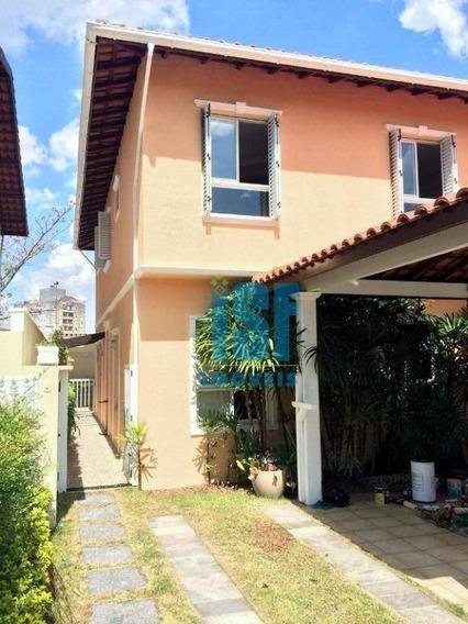 Sobrado Residencial À Venda, Parque Dos Príncipes, São Paulo - So4658. - So4658