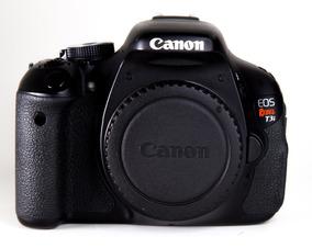 Câmera Canon T3i (corpo)