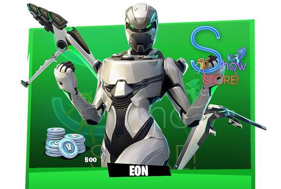 Fortnite - Eon Skin + 500 V-bucks