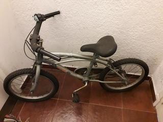 Bicicleta Niños Muy Buen Estado, Con Algunos Detalles.
