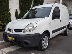 Renault Kangoo Express 1.6 16v Porta Lateral Hi-flex 5p 2011
