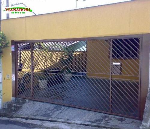 Imagem 1 de 4 de Casa Residencial À Venda, Vila Dos Telles, Guarulhos. - Ca0355