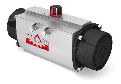 Imagen 1 de 1 de Actuador Neumático Simple Efecto Actreg - 190 Nm @ 6 Bar