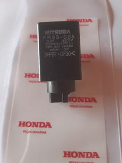 Relé Pisca Cb600 Hornet/ Cb1000r/nc750 Original Honda 4 Pino