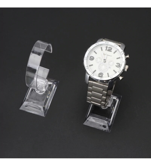 6 Pzas Soporte Exhibidores De Relojes Individuales Mostrador