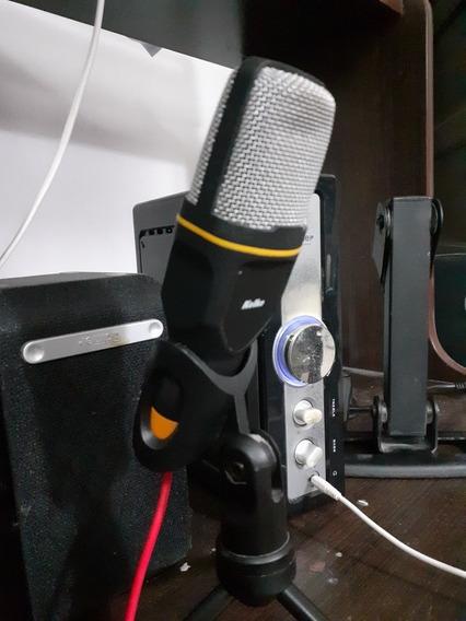 Microfono Kolke Youtuber (1 Año De Uso)