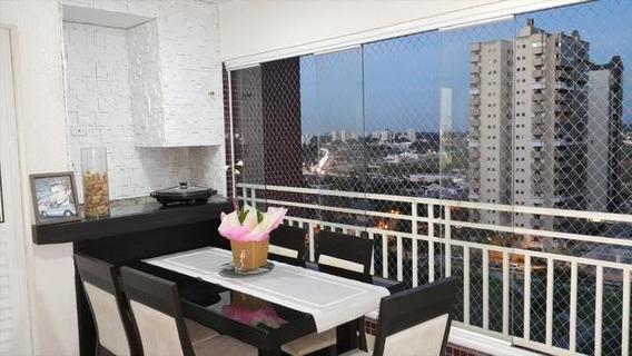 Apartamento Em Jardim Aquarius, São José Dos Campos/sp De 76m² 2 Quartos À Venda Por R$ 610.000,00 - Ap367362
