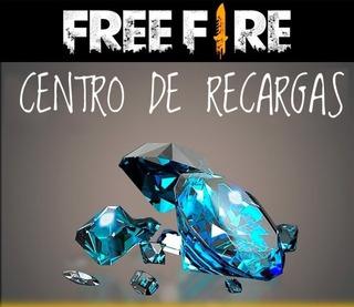 Recarga Diamantes Free Fire Rápido Y Seguro
