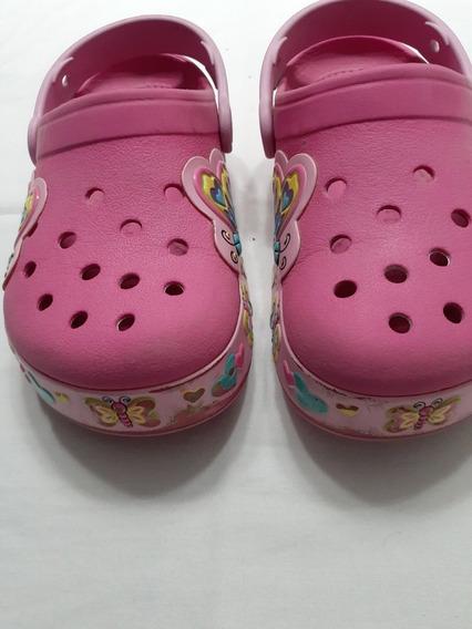 Crocs Con Luces Talle 29-30 (c12) Originales
