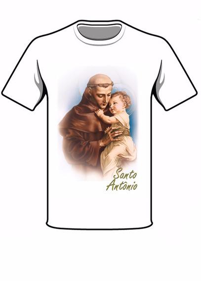 Camiseta Santo Antônio