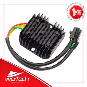 Regulador Retificador Voltagem Falcon Nx 400 +1 Ano Garantia