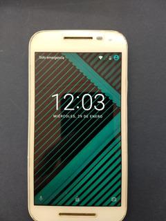 Motorola G3 (tercera Generacion)
