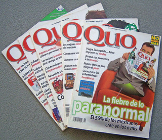 5 Ejemplares Retro De La Revista Quo Del Año 1998