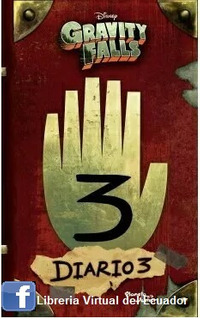 El Diario De Gravity Falls 3 + Poster En Español De Oferta