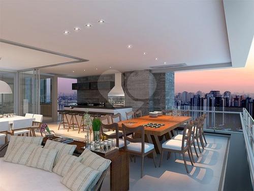 Maravilhoso Apartamento Altíssimo Padrão No Tatuapé - 345-im146754