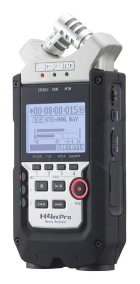 Gravador Zoom H4n Pro