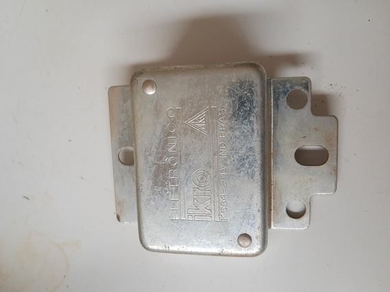 Regulador Voltagem Ik-584 Ikro 24 Volts Caterpillar Delco