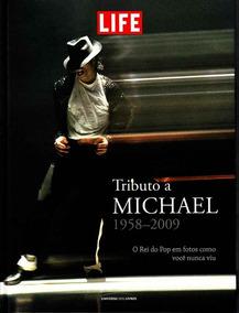 Livro - Tributo A Michael Jackson - Jackson Five - Funk Soul