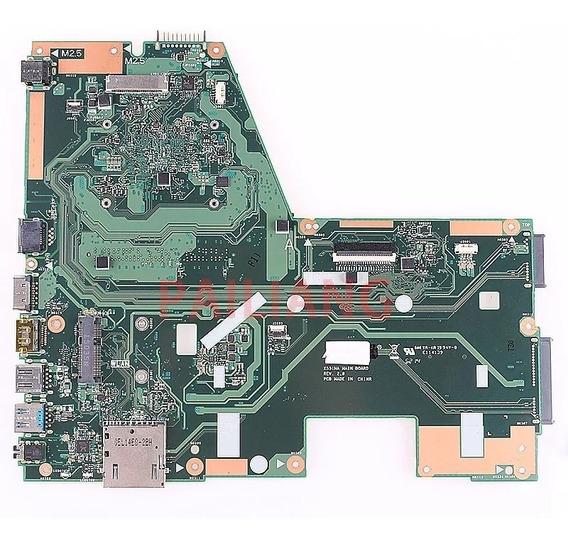 Placa Mãe Asus X551ma Celeron N2815u