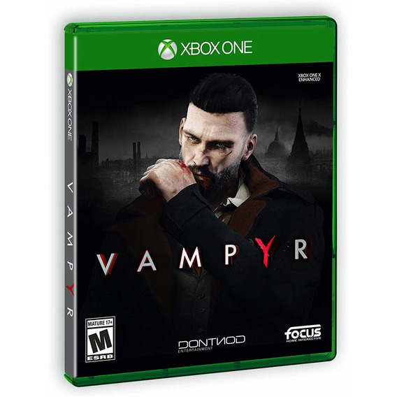 Vampyr - Xbox One Lacrado