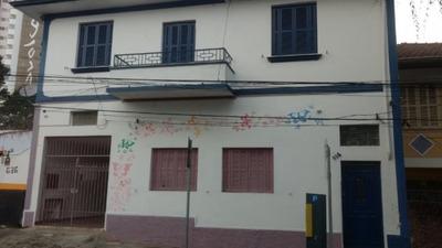 Casa Térrea Para Locação No Bairro Vila Assunção - 8021