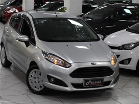 Ford New Fiesta Hatch 1.5 S Flex Completo 2014