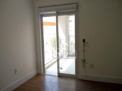 Apartamento Com 3 Dormitórios À Venda, 91 M² Por R$ 639.840,00 - Parque Das Nações - Santo André/sp - Ap16013
