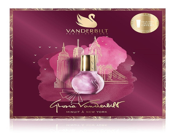 G. Vanderbilt - Eau De Parfum Paris/new York