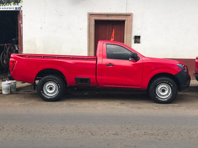 Nissan Np300 2.5 Pick-up Dh Aa Mt