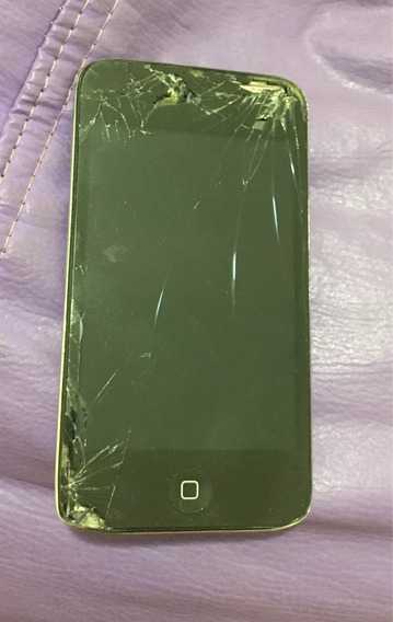 iPod Touch 8gb (tela Trincada)