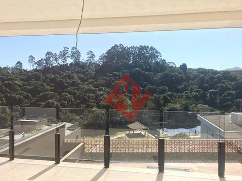 Imagem 1 de 30 de Sobrado Com 4 Dormitórios À Venda, 418 M² Por R$ 2.700.000  Em Alphaville! - So0321
