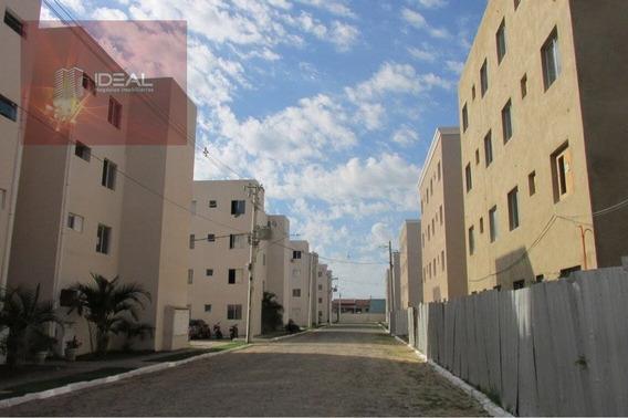 Apartamento Em Parque Joquei Club - Campos Dos Goytacazes - 9540