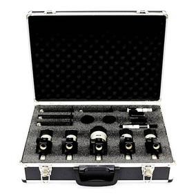 Microfone Vokal Para Bateria Kit Vdm-7 7 Peças