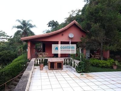 Chácara Com 3 Dormitórios À Venda, 2 M² Por R$ 397.000 - Terra Baixa - Araçariguama/sp - Ch0007