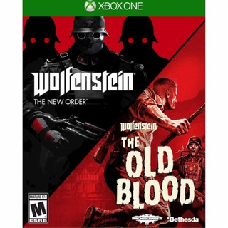 Wolfenstein: The Two Pack - Xbox One-nuevo