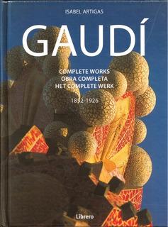 Gaudí Obra Completa - Td, Isabel Artigas, Librero