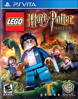 Lego Harry Potter Juego Lego Ps Vita