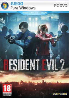 Resident Evil 2 Remake 2019 Pc