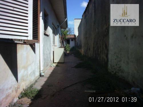 Terreno Residencial À Venda, Jardim Maia, Guarulhos - Te0340. - Te0340